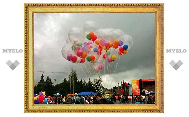 Туляки празднуют День города Тулы