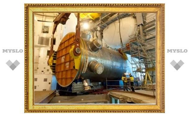 Финляндия построит два новых атомных реактора