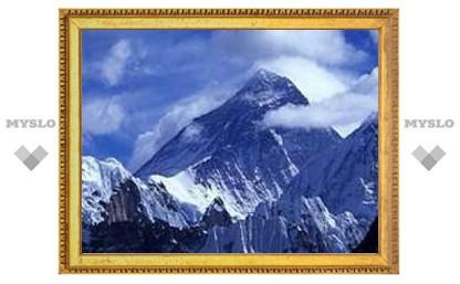 Сегодня был покорен Эверест