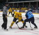 Кубок губернатора по хоккею: первый матч в Туле выиграл «Атлант»