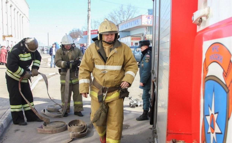Спасатели провели учения на Московском вокзале