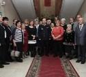 Начальник тульского УМВД Сергей Галкин встретился с родственниками погибших полицейских