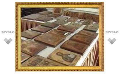 Из монастыря в Туле украли иконы