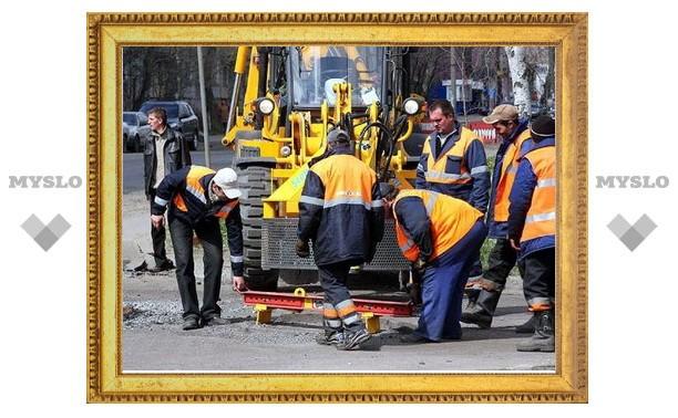 132 млн рублей потратят на тульские дороги в 2012 году