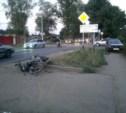 В Алексине произошло два ДТП с мотоциклистами