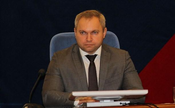 Руководителем УФНС по Тульской области назначен Вадим Суханов