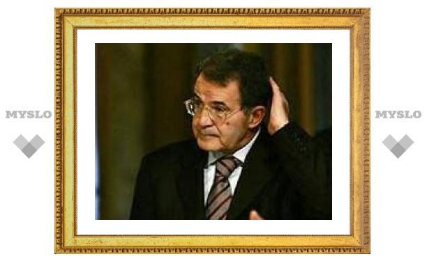 Премьер-министр Италии Романо Проди ушел в отставку