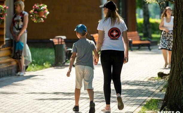 На День города «Лиза Алерт» проведет акцию «Угнать ребенка»