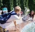 МЧС предупреждает туляков о жаре