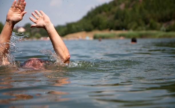 За выходные в Тульской области утонули двое мужчин