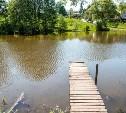 В Туле при купании утонула беременная женщина