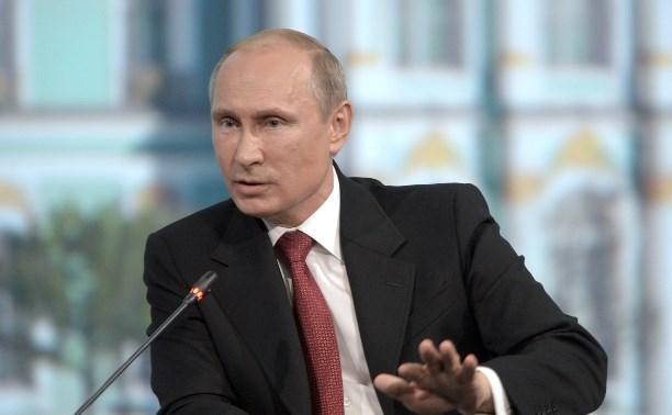 Сегодня в Тулу приедет Владимир Путин