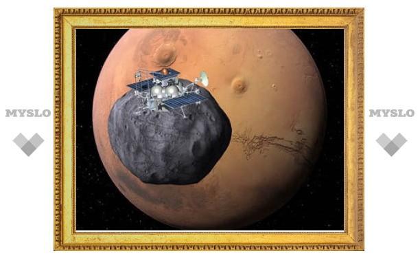 """Французский астроном-любитель заснял на видео """"Фобос-Грунт"""""""