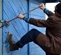 Полицейские задержали 60-летнего дачного вора