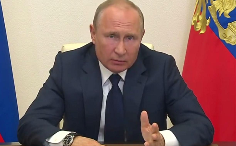 Президент заявил о выплатах по 10 тысяч рублей на детей