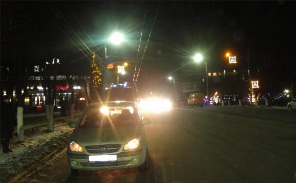 В Туле пенсионерка на «Хёндэ Гетц» сбила мужчину