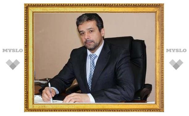 Председателем собрания совета муниципальных образований Тульской области стал Вадим Жерздев