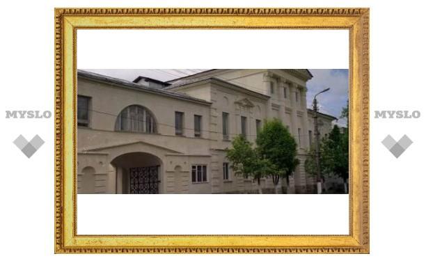 В Тульском музее новая выставка