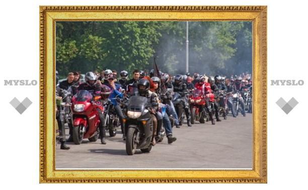 В Туле пройдет торжественное открытие мотосезона-2012