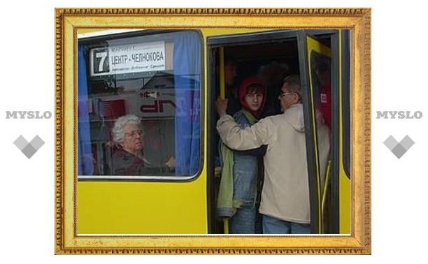 Минтранс проведет проверку на маршруте Тула-Калуга