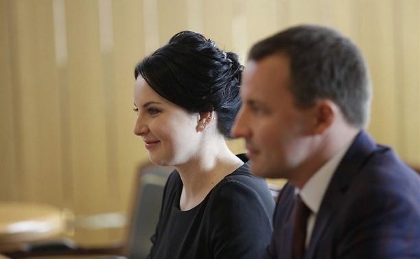 Ирина Слуцкая научит туляков побеждать диабет