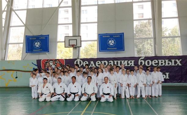 Тульские каратисты побывали на семинаре известного японского мастера