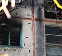 На ул. Ложевой в Туле сгорела квартира