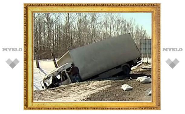 В Горном Алтае пятеро чиновников погибли в ДТП