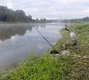 В филиале «Тулэнерго» прошли соревнования по рыбной ловле