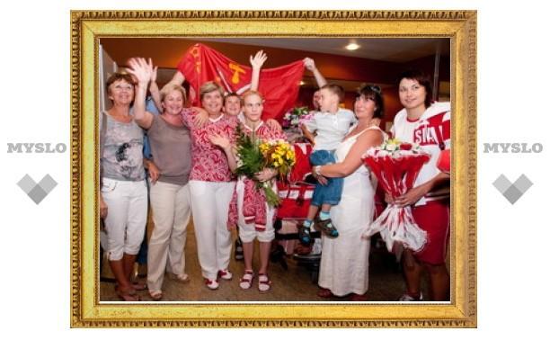 Больше всего мама Ксении Афанасьевой боялась травм дочери на Олимпиаде в Лондоне