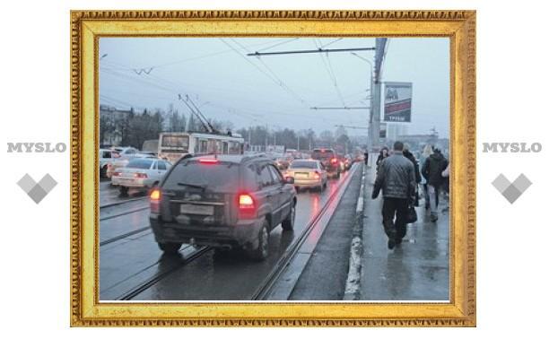 Дополнительной полосы для автотранспорта на зареченском мосту в Туле не будет?