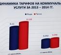 На заседании регионального правительства обсудили итоги работы комитета по тарифам