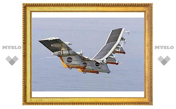 NASA объявило конкурс экономичных самолетов
