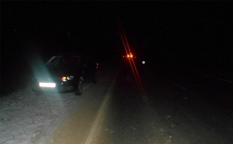В Тульской области водитель «Фольксвагена» насмерть сбил женщину