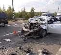 На М-2 «Крым» произошло тройное ДТП