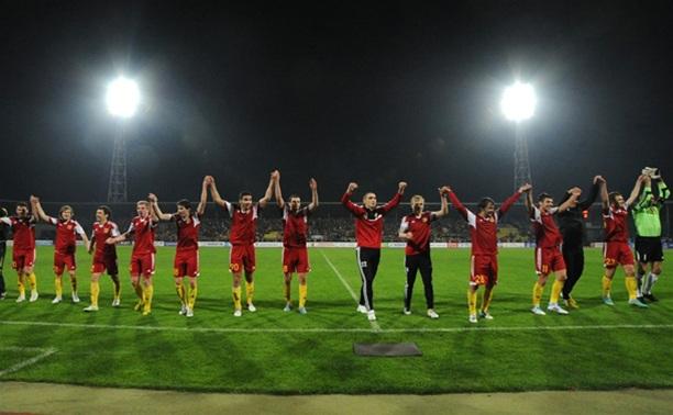 """Владимир Груздев: """"Я верю в """"Арсенал""""! Это – КОМАНДА!"""""""