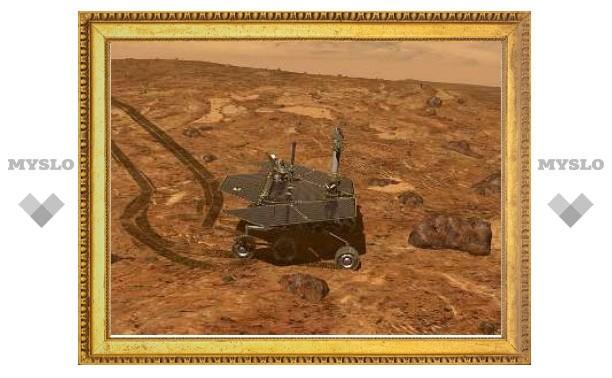 """NASA предпримет последнюю попытку связаться со """"Спиритом"""""""