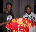 «Арсенал» подписал контракты с двумя футболистами из Ганы