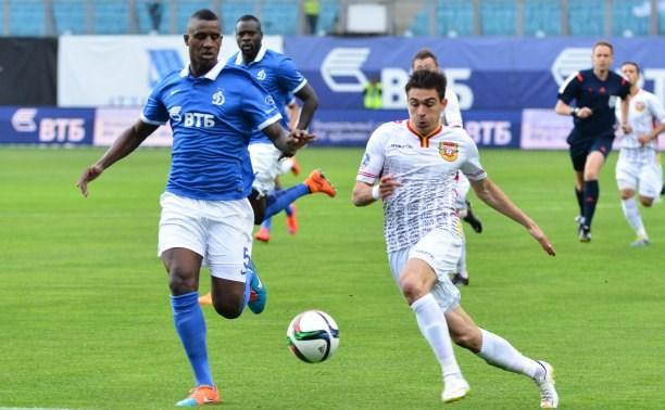 «Арсенал» и «Динамо» сыграли вничью: 2:2