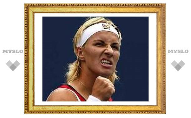 На US Open будет российский полуфинал