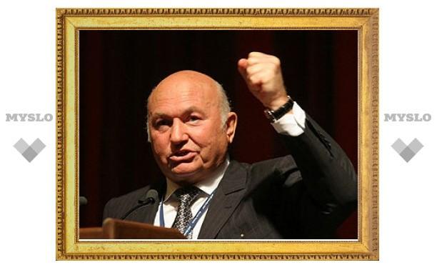 Националисты потребовали запретить Лужкову въезд на Украину