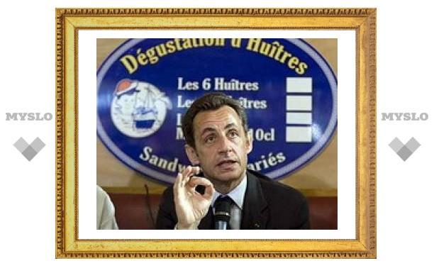 Саркози не будет подписывать ключевое соглашение ВТО