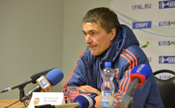 Виктор Булатов: «Надо было предохраняться»
