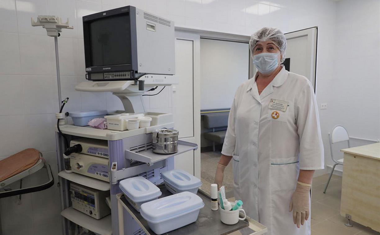 В Тульской области завершается капитальный ремонт госпиталя для ветеранов