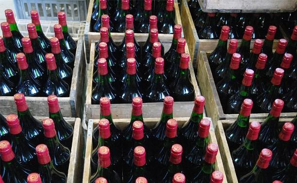 Полиция призывает быть осторожными при выборе алкоголя к Новому году