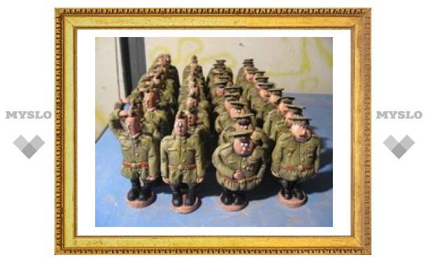 7 сентября: Всемирный день уничтожения военной игрушки