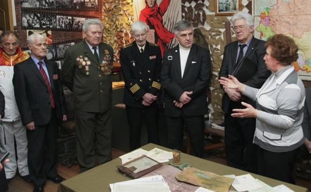 В Туле открылся Центр военно-патриотического воспитания