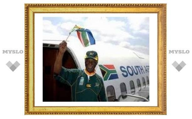 Президент ЮАР попросил сменить прозвище футбольной сборной