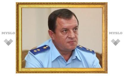 Олег Черныш призвал жителей Дубенского района входить в добровольные дружины