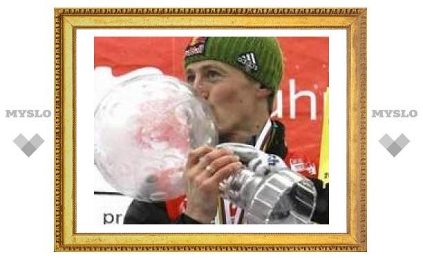 Адам Малыш выиграл Кубок мира по прыжкам на лыжах с трамплина